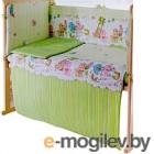 Пододеяльник детский Баю-Бай Забава ПД11-З3 (зеленый)