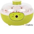 Йогуртница Oursson FE1105D/GA (зеленое яблоко)