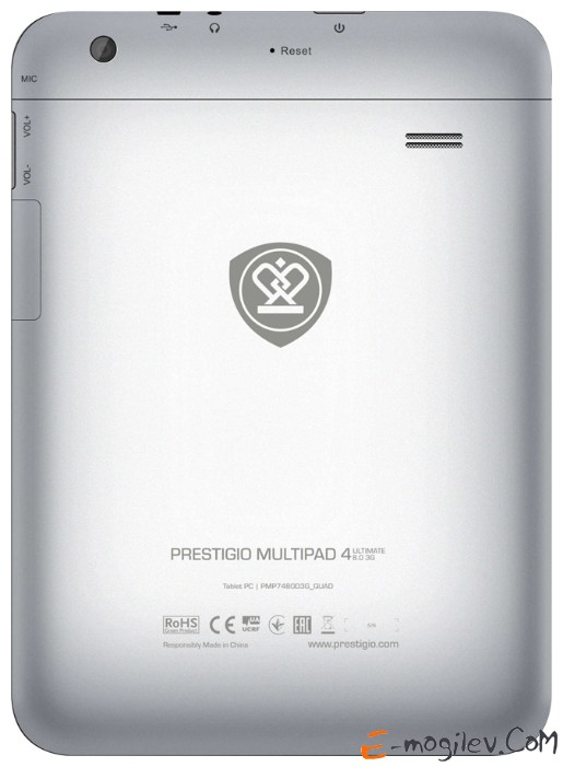 "PRESTIGIO MultiPad 4 Ultimate PMP7480D 3G 8.0"" LCD IPS / Cortex A7 1.20GHz/ 1Gb/ 16GB"