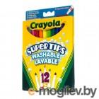 Crayola Супертипс 12шт 7509