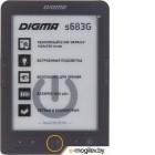 [NEW] Digma S683G <Grey>  (6,  mono,подсветка, 1024x768, FB2/PDF/DJVU/RTF/CHM/EPUB/DOC/XLS/JPG/BMP/MP3,,microSD,USB2.0)