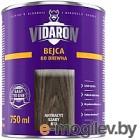 Морилка Vidaron B12 Антрацит серый 0.75л