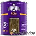 Морилка Vidaron B11 Бразильское Эбеновое Дерево 0.75л
