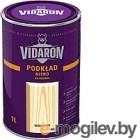 Грунтовка Vidaron Нитро для древесины 1л, бесцветная