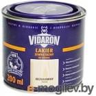 Лак Vidaron Наружный 200мл, бесцветный глянец