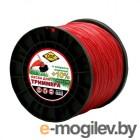 Леска для триммера DDE Speed Line 2.0mm x 498m Red 644-900