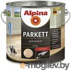 Лак Alpina Parkett 5л, глянцевый