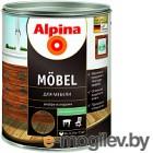 Alpina Moebel 0.75л, шелковисто-матовый