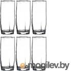 Набор бокалов для воды Pasabahce Хисар 42858