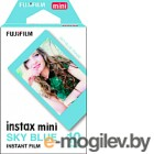 Fujifilm Instax Mini SKY BLUE (10 шт.)