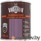 Пропитка для дерева Vidaron Impregnant R14 восстанавливающая 0.7л, лаванда