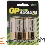 GP LR20 Alkaline Ultra
