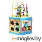 Магникон Деревянный куб-лабиринт 7 в 1 4660007763283