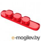 универсальные аксессуары Baseus Peas Cable Clip Red ACWDJ-09
