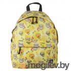 BRAUBERG Совушки в цветах Yellow 226405