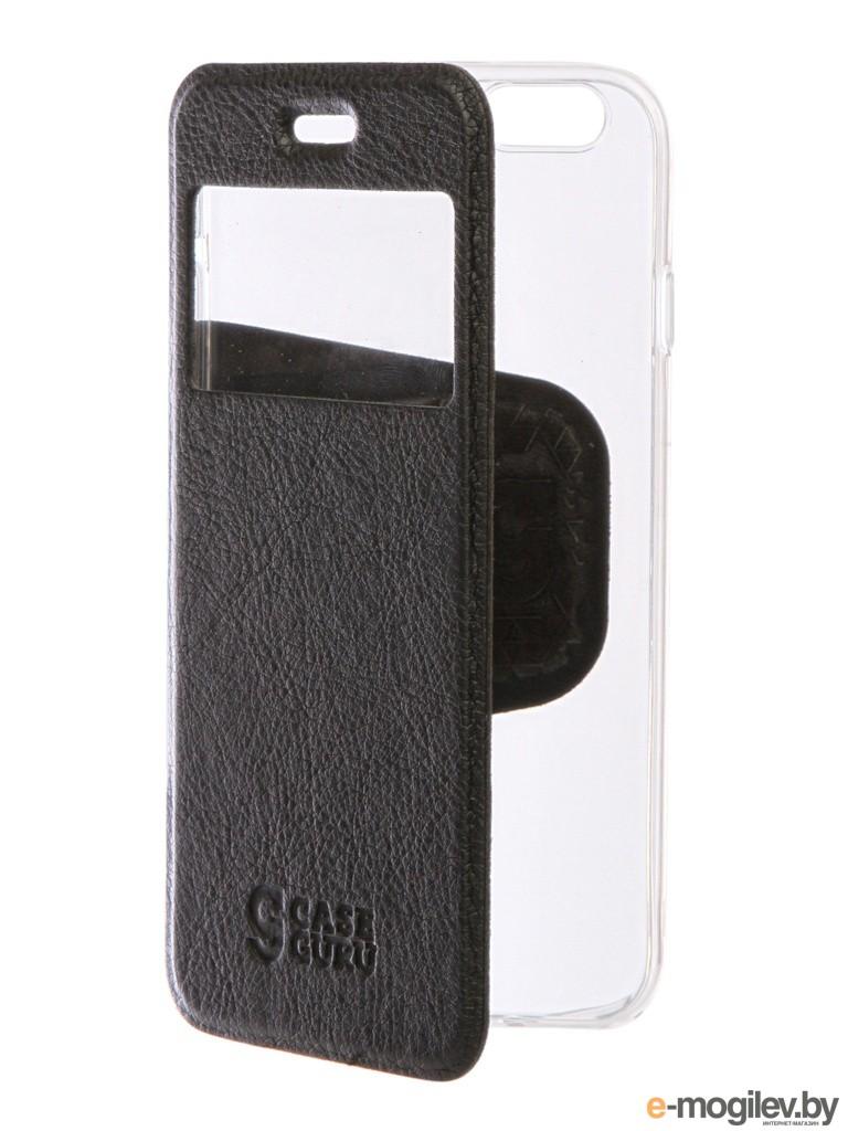 Чехол CaseGuru Ulitmate Case для APPLE iPhone 6/6S Dark Black 95452
