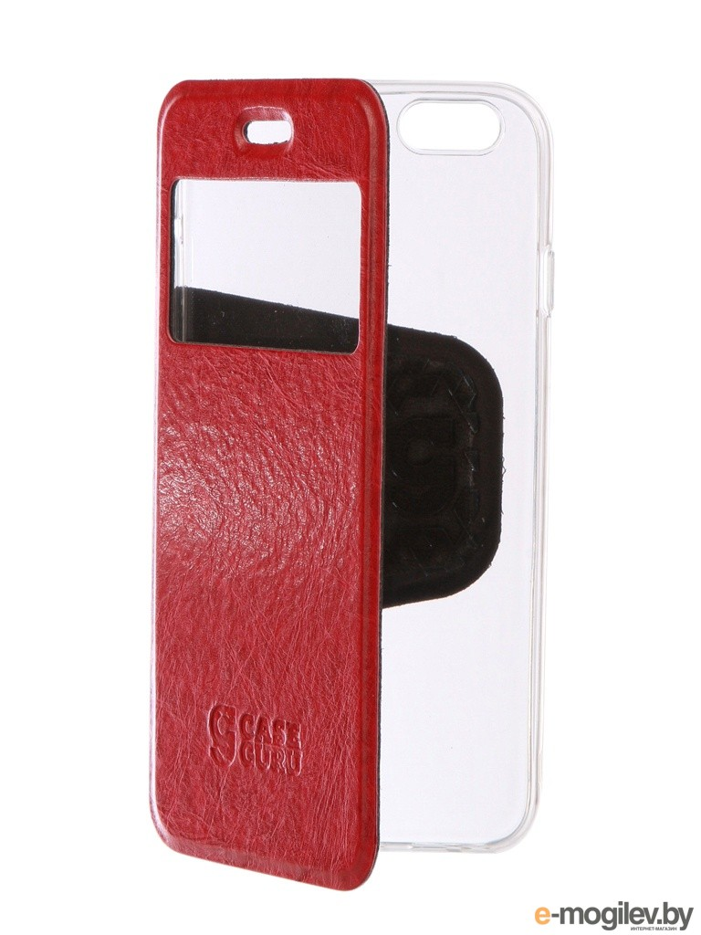 Чехол CaseGuru Ulitmate Case для APPLE iPhone 6/6S Glossy Red 95414