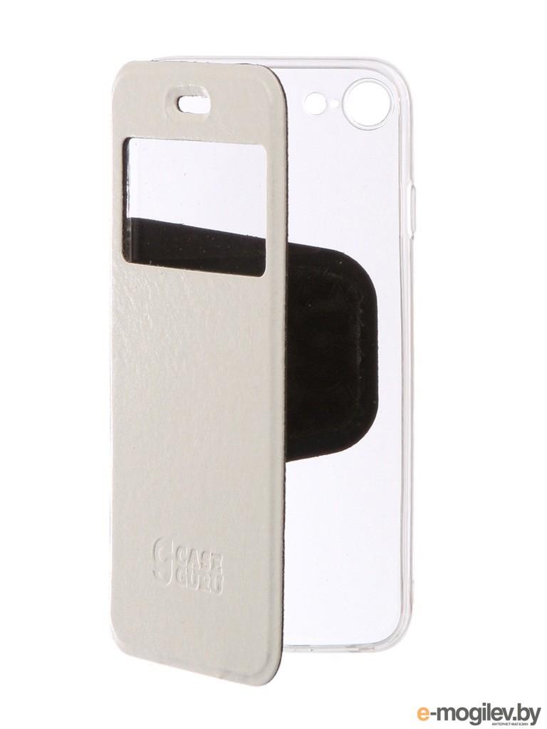 Чехол CaseGuru Ulitmate Case для APPLE iPhone 7 Glossy White 95396