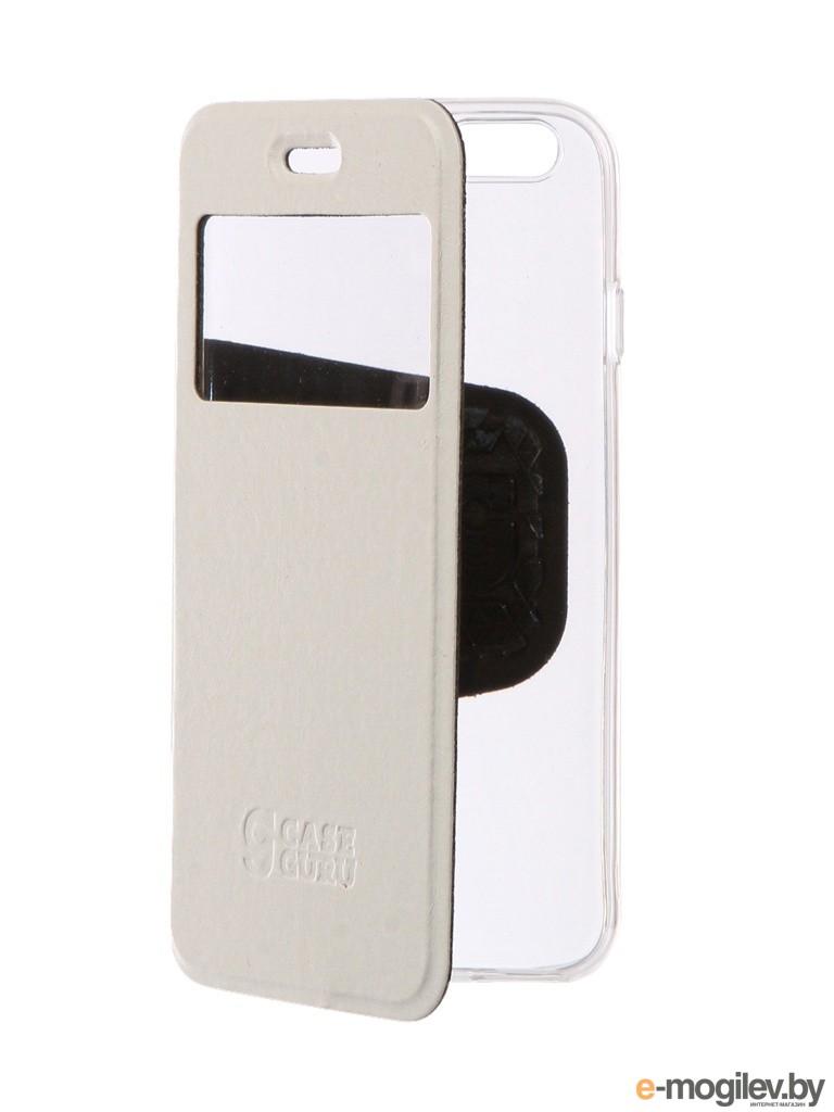 Чехол CaseGuru Ulitmate Case для APPLE iPhone 6/6S Glossy White 95395