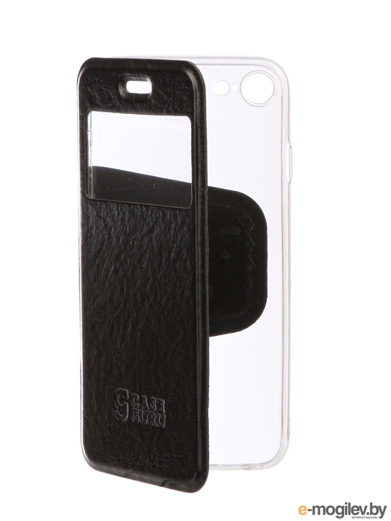 Чехол CaseGuru Ulitmate Case для APPLE iPhone 7 Glossy Black 95377