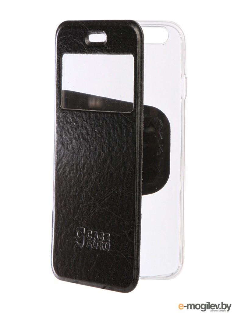 Чехол CaseGuru Ulitmate Case для APPLE iPhone 6/6S Glossy Black 95376