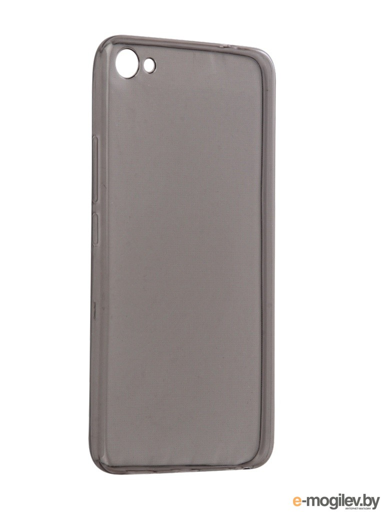 Чехол Meizu U20 Snoogy Creative Silicone 0.3mm Black