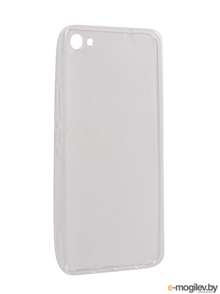 Чехол Meizu U20 Snoogy Creative Silicone 0.3mm White