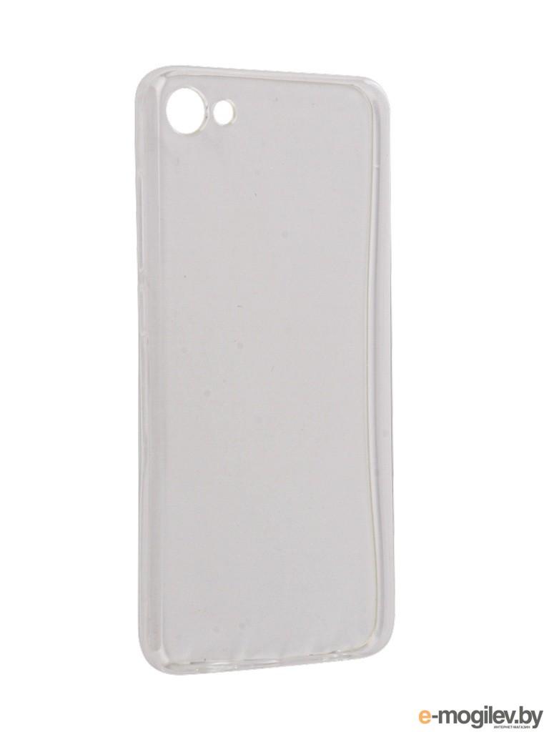 Чехол Meizu U10 Snoogy Creative Silicone 0.3mm White