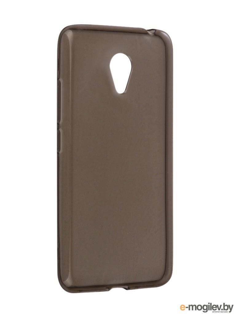 Чехол Meizu M3s/M3 mini/Meilan 3 Snoogy Creative Silicone 0.3mm Black