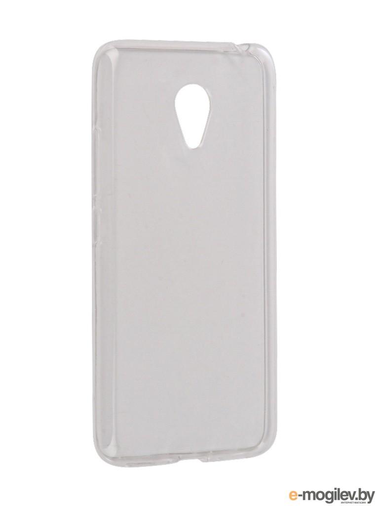 Чехол Meizu M3s/M3 mini/Meilan 3 Snoogy Creative Silicone 0.3mm White