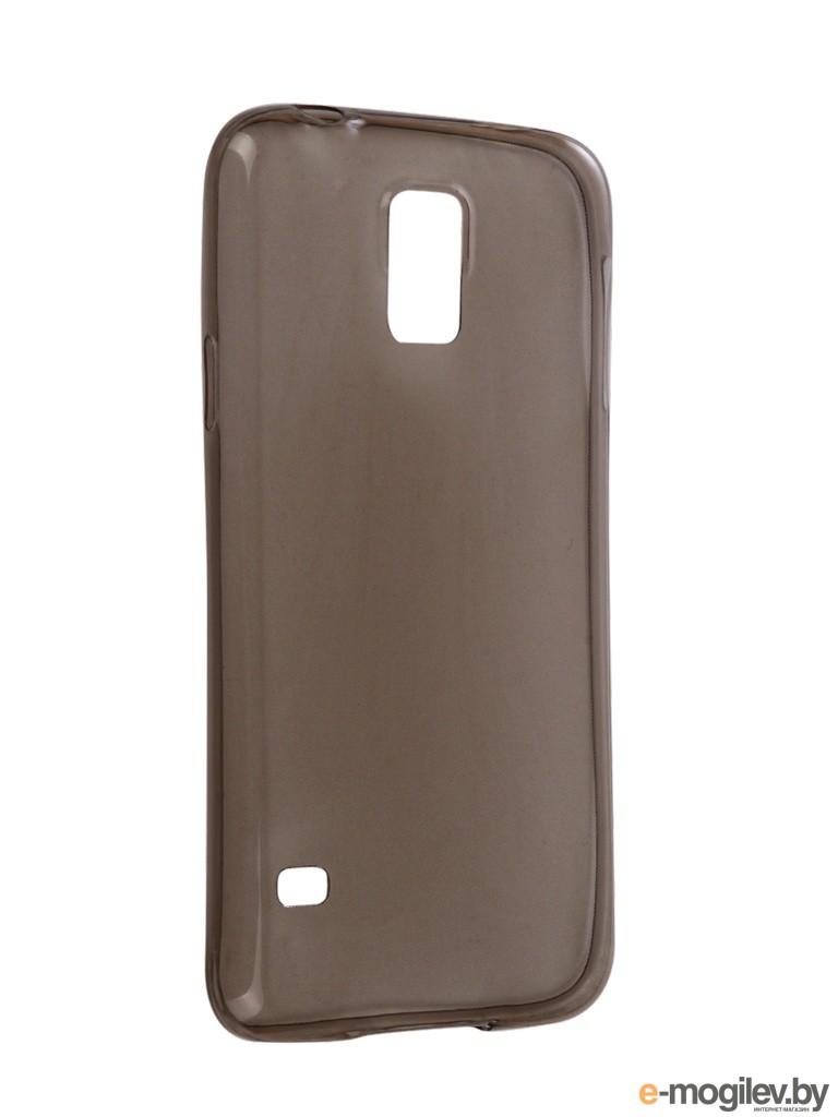 Чехол Samsung i9600 Galaxy S5 Snoogy Creative Silicone 0.3mm Black