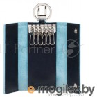 Piquadro Blue Square PC1397B2/BLU2 синий натур.кожа