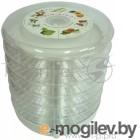 Электросушитель для овощей и фруктов  ЭСОФ-2-0,6/220-01 Ветерок-2 6 сит (прозрачный) гофротара