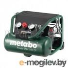 Metabo Power250-10WOF Компрессор [601544000] { безм.1.5кВт,10л,110/м, вес 21 кг }