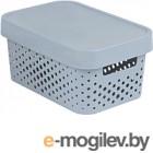 Ящик для хранения Curver Infinity 04760-099-00 / 229117 светло-серый