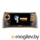 SEGA Genesis Gopher 2 LCD 4.3 Orange  500 игр