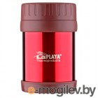 La Playa Food Container JMG 500ml Red 560083