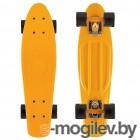 Y-SCOO Fishskateboard 22 Orange-Black 401-O
