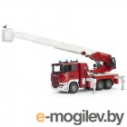 Bruder Пожарная машина Scania 03-590