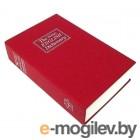 Эврика Сейф-книга Английский словарь Red 94791
