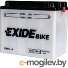 Exide EB16L-B 19 А/ч