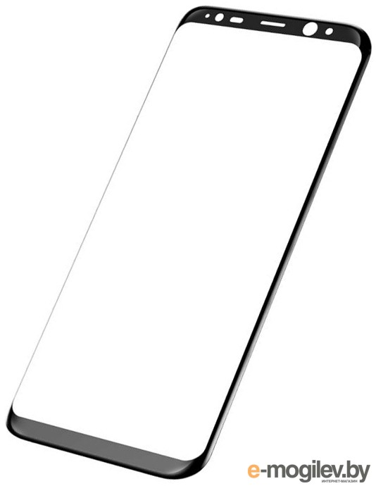 Защитное стекло Samsung Galaxy SM-G950 S8 Activ Glass 3D Full Cover Black 70170
