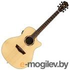 Электроакустическая гитара Washburn WLD20SCE