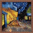 Картина по номерам Picasso Ночная терраса кафе (PC4040009)
