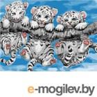 Картина по номерам Picasso Тигрята на ветке (PC3040066)