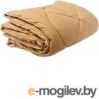 Одеяло Angellini 3с414ш 140x205, бежевый