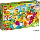 Конструктор Lego Duplo Town Большой парк аттракционов 10840
