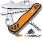 Нож Victorinox Hunter XT One Hand 0.8341.MC9 Orange-Black