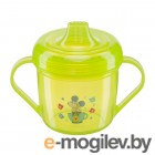 Happy Baby Training Cup Lime 14001