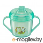 Happy Baby Training Cup Mint 14001